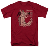 I Married Beer T-Shirt