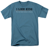 I Like Kids T-shirts
