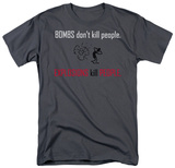 Explosions Kill People T-shirts