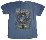 Santana - Folk Skull Bluse