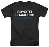 Boycott Shampoo T-shirts