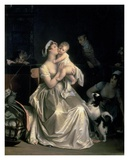 Motherhood, 1805 Prints by Marguerite Gerard