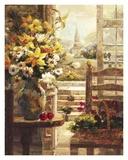 Jan's Bouquet Poster