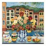Canal View Arte por Suzanne Etienne