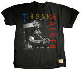 T-Bone Walker - T-Bone T-Shirt by Jim Marshall