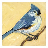 Bird Square II Prints by Suzanne Etienne