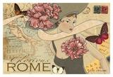 Rom Kunst af Maria Woods