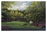 Augusta, Amen Corner Affiches par Joe Sambataro
