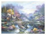 Crépuscule d'automne Posters par James Lee