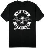Avenged Sevenfold - Deathbat Crest T-Shirt