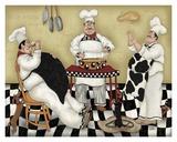 Kitchen Kapers I Prints