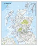 National Geographic Schottland, klassischer Stil Kunstdrucke
