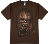 Star Wars - Chewy Face T-skjorter