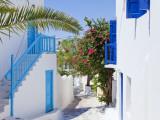 Mykonos (Hora), Cyclades Islands, Greece, Europe Fotografisk tryk af Gavin Hellier