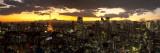 Skyline from Shiodome, Tokyo, Japan Reproduction photographique par Jon Arnold