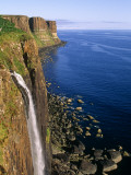 Kilt Rock, Isle of Skye, Scotland Photographic Print by Paul Harris