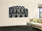 Tunisia, Tunisian Central Coast, El Jem, Roman Colosseum, B; 238 Ad Vægplakat af Walter Bibikow