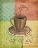 Quattro Coffee II Kunst von Paul Brent