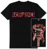 Eddie Van Halen - Eruption Tshirts