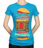 Women's: Domo - Burger Domo Vêtements