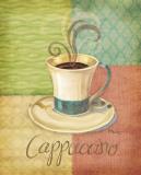 Quattro Coffee I Láminas por Paul Brent