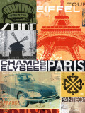 Paris Affiches par Gabi Beneyto