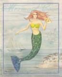 Mermaid Cove Kunstdrucke von Paul Brent