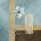 Out of the Blue I Kunst av Carol Robinson