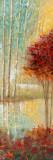 Emerald Pond II Posters par Ruane Manning