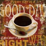 Good Morning Posters by Katrina Craven