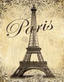 Paris Plakater af Todd Williams