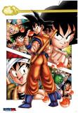 Dragon Ball, Son Goku, ett ark Posters