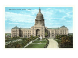 State Capitol, Austin, Texas Prints