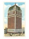 Adolphus Hotel, Dallas, Texas Affiches