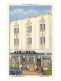 Kress Company, Austin, Texas Láminas