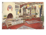 Interior, Southwest Home Taide