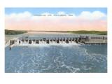 Chickamauga Dam, Chattanooga, Tennessee Posters