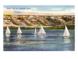 Buffalo Lake, Amarillo, Texas Prints