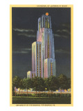 Cathedral of Learning, Pittsburgh, Pennsylvania Pôsters