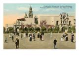 Balboa Park, Panama-Kalifornien-Ausstellung, San Diego, Kalifornien Poster