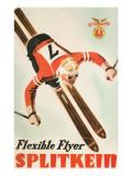 Flexible Flyer Splitkein Prints