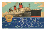 Queen Mary Book of Comparisons Art