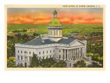 State Capitol, Columbia, South Carolina Prints