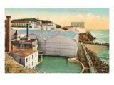 Sutro Baths, Cliff House, San Francisco, California Posters