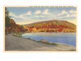 South Shore, Devil's Lake, Wisconsin Kunstdrucke