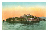 Alcatraz Island, San Francisco, California Prints