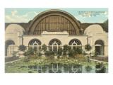 Botanical Building, Balboa Park, San Diego Art