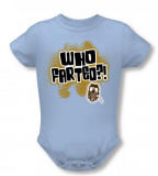 Infant: Who Farted Infant Onesie
