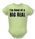 Infant: Big Deal Infant Onesie