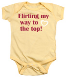 Infant: Flirting Infant Onesie